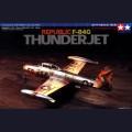 1:72 Tamiya 60745  Американский истребитель Republic F-84G Thunderjet