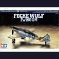 1:72 Tamiya 60751  Немецкий истребитель Focke-Wulf Fw.190D-9