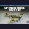 1:72 Tamiya 60756 Британский истребитель Supermarine Spitfire Mk.Vb / Mk.Vb Trop