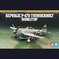 1:72 Tamiya 60770  Американский истребитель Republic P-47D Thunderbolt