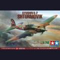 1:72 Tamiya 60781  Советский штурмовик Ил-2