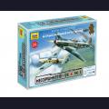 1:72 Звезда 5201   Великие противостояния: Истребители Великой Отечественной Messerschmitt Bf.109 против Як-3