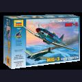 1:72 Звезда 7204   Советский истребитель МиГ-3