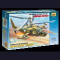 1:72 Звезда 7216   Российский ударный вертолёт Ка-50