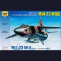 1:72 Звезда 7218   Советский истребитель МиГ-23МЛД