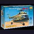 1:72 Звезда 7230   Советский многоцелевой вертолёт Ми-8Т