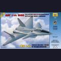1:72 Звезда 7252   Российский истребитель 5-го поколения МиГ 1.44