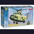 1:72 Звезда 7270   Советский тяжёлый транспортный вертолёт Ми-26
