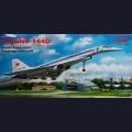 1:144 ICM 14402  Советский сверхзвуковой пассажирский авиалайнер Ту-144Д