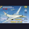 1:144 Звезда 7002   Российский стратегический бомбардировщик Ту-160