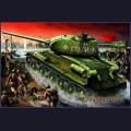 1:16  Trumpeter  00904 Советский средний танк Т-34/85 образца 1944г, завод №174