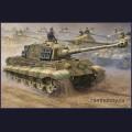 1:16  Trumpeter  00910 Немецкий тяжелый танк Sd.Kfz.182 King Tiger с башнями Henschel и Porsche