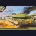 1:35  Academy  13227 Израильский основной боевой танк Merkava Mk.IV LIC