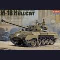 1:35  Academy  13255 Американская самоходная артиллерийская установка M18 Hellcat