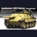 1:35  Academy  13278 Немецкая самоходная артиллерийская установка Jagdpanzer 38(t) Hetzer ранняя версия