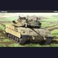 1:35  Academy  13286 Израильский основной боевой танк Merkava Mk.IIB