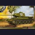 1:35  Academy  13290 Советский средний танк Т-34/85 образца 1944г, завод №112