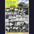 1:35  Dragon  6475 Немецкая самоходная артиллерийская установка Sd.Kfz.165/1 Pz.Sfl.IVb