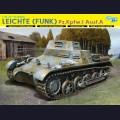 1:35  Dragon  6591 Немецкий легкий танк Pz.Kpfw.I Ausf.A