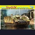 1:35  Dragon  6612 Немецкое штурмовое орудие StuG.IV поздняя версия