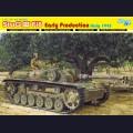 1:35  Dragon  6620 Немецкое штурмовое орудие StuG.III Ausf.F/8 ранняя версия, Италия 1943г