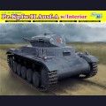 1:35  Dragon  6687 Немецкий легкий танк Pz.Kpfw.II Ausf.A (с интерьером)
