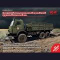 1:35  ICM  35001 Советский шестиколесный армейский грузовой автомобиль