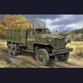 1:35  ICM  35511 Американский армейский грузовик Studebaker US6