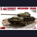 1:35  MiniArt  35193 Советский средний танк Т-44
