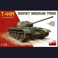 1:35  MiniArt  37002 Советский средний танк Т-44М