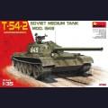 1:35 MiniArt 37012 Советский средний танк Т-54-2 образца 1949г