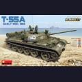 1:35 MiniArt 37016 Советский средний танк Т-55А