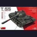 1:35 MiniArt 37027 Советский средний танк Т-55