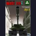 1:35  Takom  2001 Советский тяжёлый танк