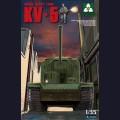1:35  Takom  2006 Советский сверхтяжёлый танк КВ-5