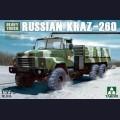 1:35  Takom  2016 Советский тяжёлый армейский грузовик КрАЗ-260