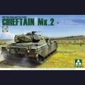 1:35  Takom  2040 Английский основной боевой танк Chieftaine Mk.2