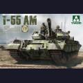 1:35 Takom 2041 Советский средний танк Т-55АМ