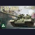 1:35  Takom  2042 Советский средний танк Т-55АМВ