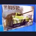 1:35 Takom 2050Немецкий сверхтяжёлый танк Maus