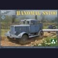 1:35  Takom  2068 Немецкий тяжелый колесный тягач Hanomag SS100