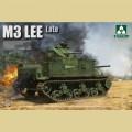 1:35 Takom 2087 Американский средний танк M3 Lee