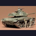 1:35   Tamiya   35055   Американский легкий танк M41 Walker Bulldog