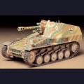1:35  Tamiya  35200 Немецкая самоходная артиллерийская установка Sd.Kfz.124 Wespe с орудием Ie.FH.18/2
