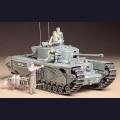 1:35  Tamiya  35210 Английский пехотный танк Churchill Mk.VII