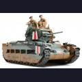 1:35  Tamiya  35300 Английский пехотный танк Matilda Mk.III / IV