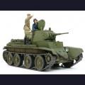 1:35  Tamiya  35327 Советский лёгкий танк БТ-7 образца 1937г