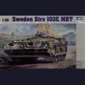 1:35  Trumpeter  00310  Шведский основной боевой танк Strv.103C