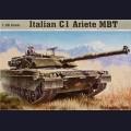 1:35  Trumpeter  00332 Итальянский основной боевой танк C-1 Ariete