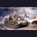 1:35  Trumpeter  00362 Немецкий подвозчик боеприпасов Munitionsschlepper Pz.Kpfw.IV Ausf.D / E